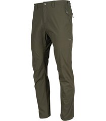 pantalon outdoor hombre trail q-dry pants cafe pardo lippi
