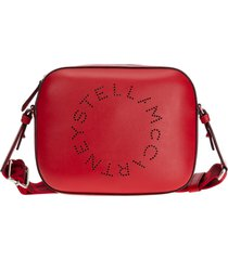 borsa donna tracolla borsello stella logo