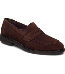 reed loafers låga skor brun lloyd