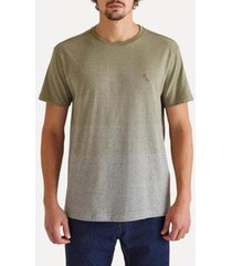 camiseta degrade reciclado reserva - masculino