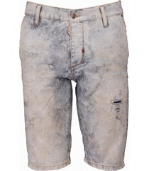 short stephan - antony morato - broeken - blauw