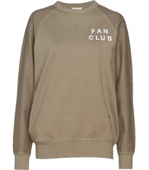 hester sweatshirt sweat-shirt trui groen wood wood