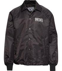 j-akio-a jacket bomberjack jack zwart diesel men