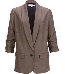 blazer lungo maite kelly (marrone) - bpc bonprix collection