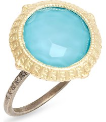 women's armenta old world doublet ring