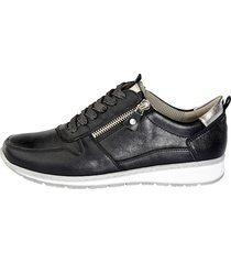 skor jenny svart