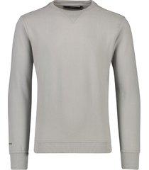 heren sweater grijs airforce