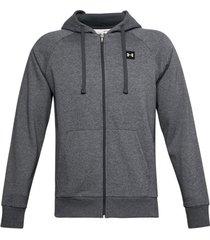 sweater under armour rival fleece fz hoodie