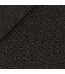 pantaloni da uomo su misura, vitale barberis canonico, twill marrone scuro, quattro stagioni