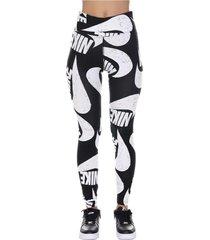 logged leggings