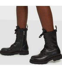filippa k krisha laced boot flat boots