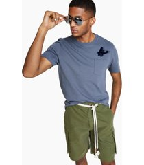 ouigi theodore men's air races graphic t-shirt, created for macy's
