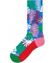 skarpetki estelle mid high sock flowers