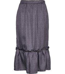 otily skirt knälång kjol multi/mönstrad nué notes