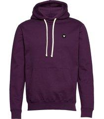 ian hoodie hoodie trui paars wood wood