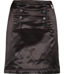 whale kort kjol svart tiger of sweden jeans
