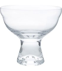 conjunto 6 taças de cristal  ecológico p/sobremesa vera 380ml