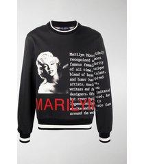 dolce & gabbana marilyn sweatshirt