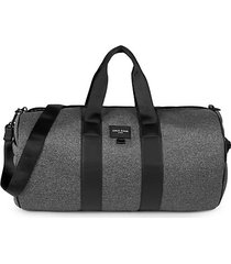 heather duffle bag