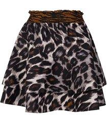 rok met luipaardprint wonderous  dierenprint