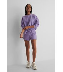 trendyol shorts - purple