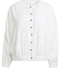 smock slv blouse