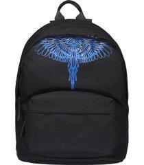 marcelo burlon pictorial wings backpack