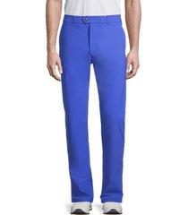greyson men's sport-casual stretch trousers - vine - size 38 32