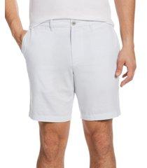 """original penguin men's slim-fit 8"""" inseam oxford shorts"""