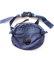 c.p. company nylon satin waist bag |denim| 198a-5269g 879