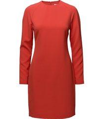 2nd place korte jurk rood 2ndday