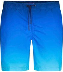 pantaloneta degrade con cintura ajustable para hombre freedom 00797