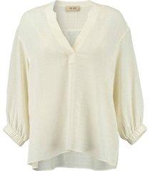 blouse nadine offwhite ecru