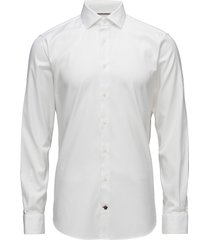 core stretch oxford slim shirt overhemd business wit tommy hilfiger tailored
