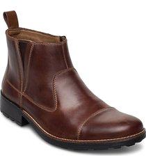 36050-26 stövletter chelsea boot brun rieker
