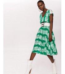 sukienka wiskozowa