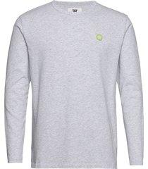 mel long sleeve t-shirts long-sleeved grijs wood wood