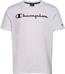 crewneck t-shirt t-shirts short-sleeved vit champion