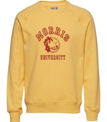 tahaa sweatshirt sweat-shirt trui geel morris