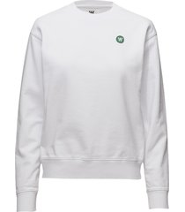 jess sweatshirt sweat-shirt trui wit wood wood