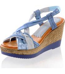 sandaletter cinque blå