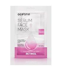 amaro feminino oceane máscara facial - serum face mask, retinol