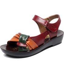 sandali piatti morbidi per le donne