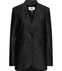 mm6 maison margiela suit jackets