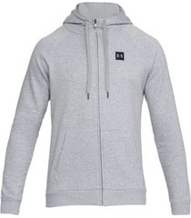 sweater under armour rival fleece fz hoodie 1320737-036