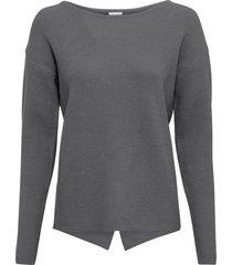 maglione a costine (grigio) - bodyflirt