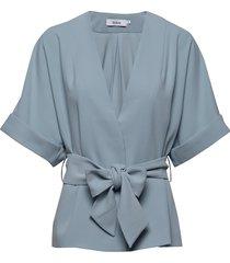 bedou jacket blazer colbert blauw stylein
