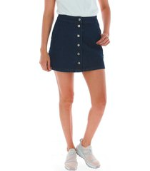 falda mujer juliet skirt azul cat