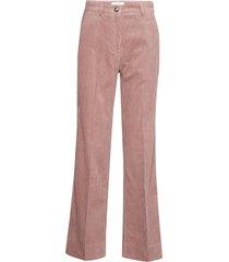 d lla mw trousers wijde broek roze second female