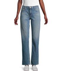 current/elliott women's high-waist jeans - old scene - size 25 (2)